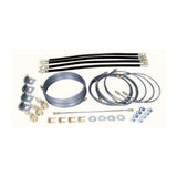 Hydraulic Brake Line Kit for Torsion Tandem Axle Trailers - Drum Brakes