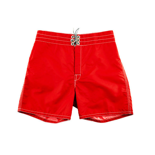 301 Red board shorts
