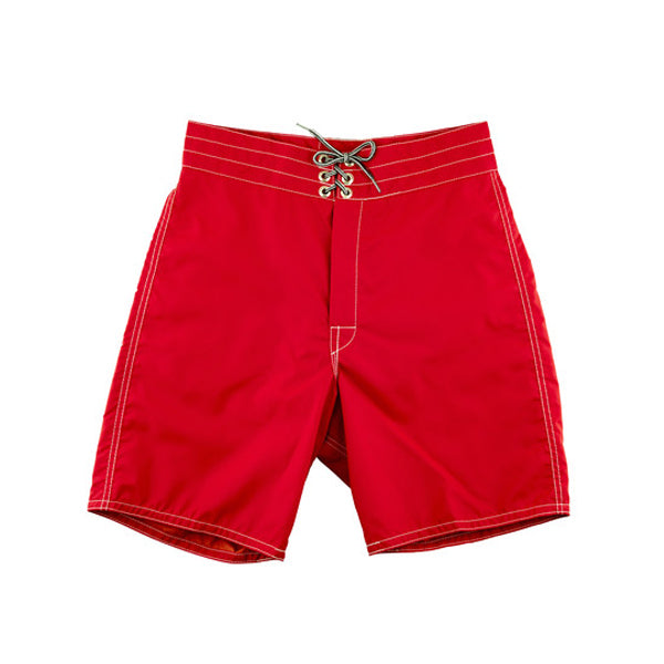 303 Red board shorts