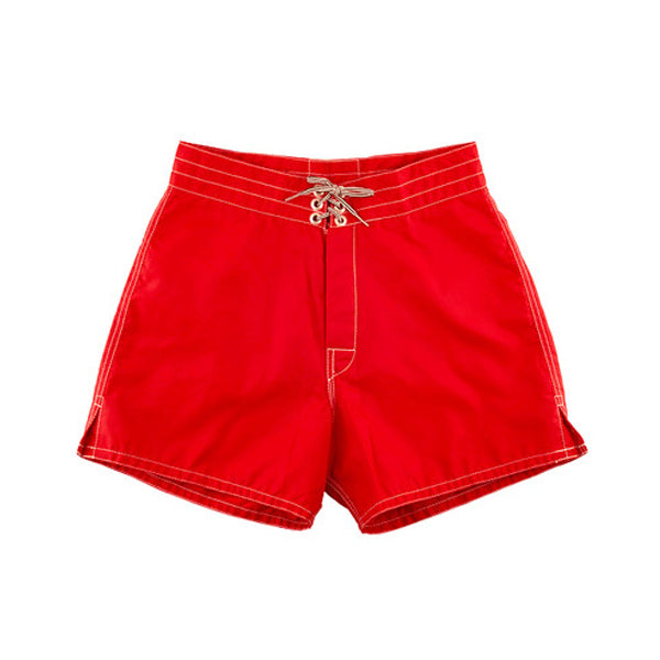 307 Red board shorts