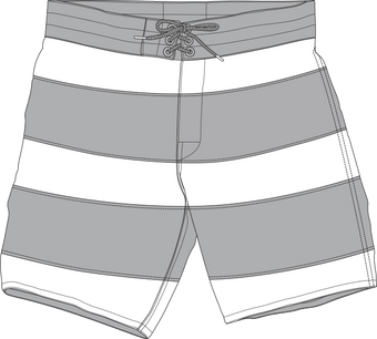 Men's 311 Board ShortsJailbird