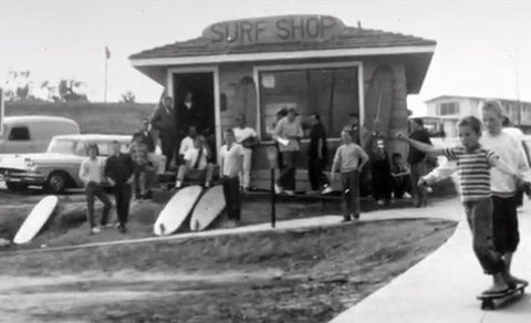 vintage surf shop photo