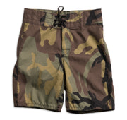 303 Kid's Board Shorts - Camo