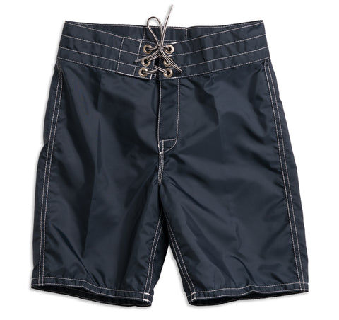 303 Kid's Board Shorts - Navy