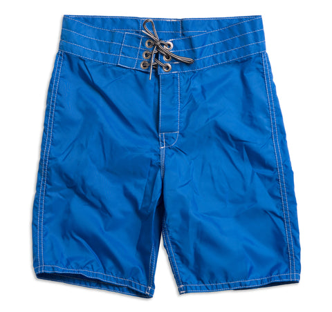 303 Kid's Board Shorts - Royal Blue
