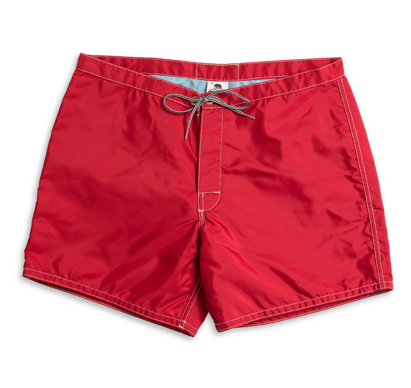 305 Limited-Edition Board Shorts - Red