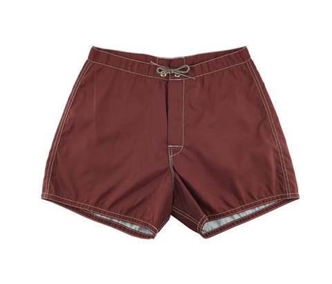 305 Board Shorts - Burgundy