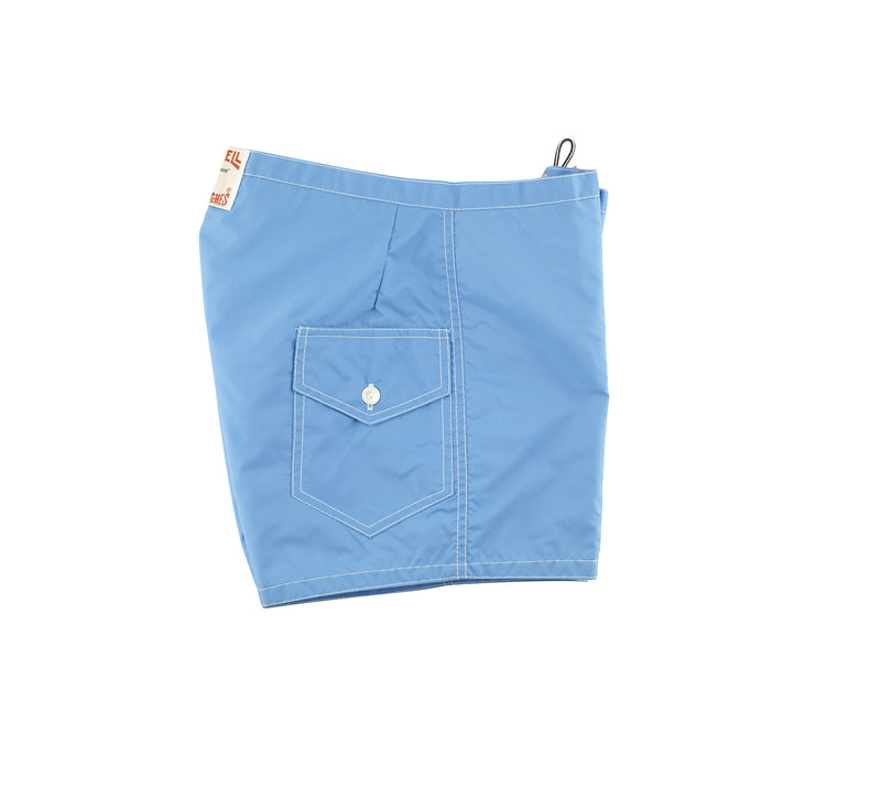 305 Board Shorts - Sky Blue