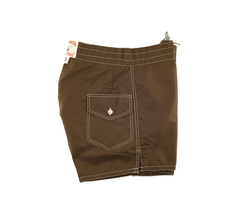 307 Board Shorts - Brown