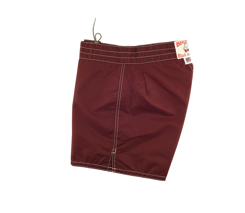 307 Board Shorts - Burgundy