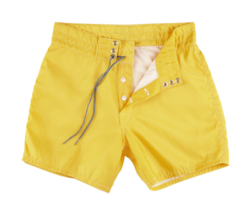 310 Yellow Board Shorts - Lining