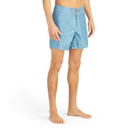 310BoardShorts_MENS_BOARDSHORTS-CLASSIC_FEDERALBLUE_MA3310 On Model Front View