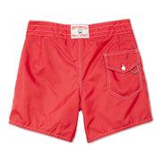 310BoardShorts_MENS_BOARDSHORTS-CLASSIC_RED_MA3310 Flat lay back view