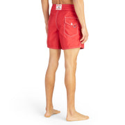 310BoardShorts_MENS_BOARDSHORTS-CLASSIC_RED_MA3310 On model back view