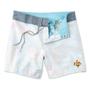 310 Limited-Edition Paradise Board Shorts - White