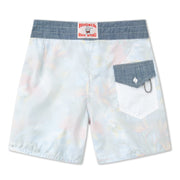 311 Limited-Edition Paradise Board Shorts - White