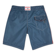 311Limited-EditionGaviotas_MENS_BOARDSHORTS_Navy_MA3311 Flat Lay Back View