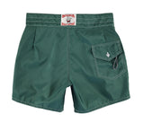 310 Dark Green Board Shorts - Back