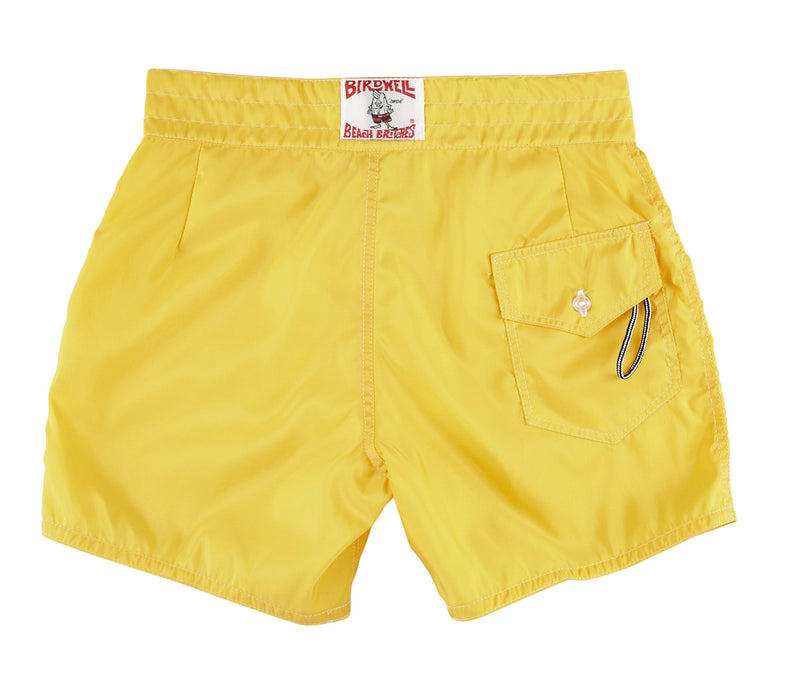 310 Yellow Board Shorts - Back