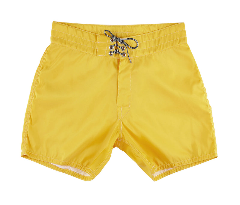 310 Yellow Board Shorts - Front
