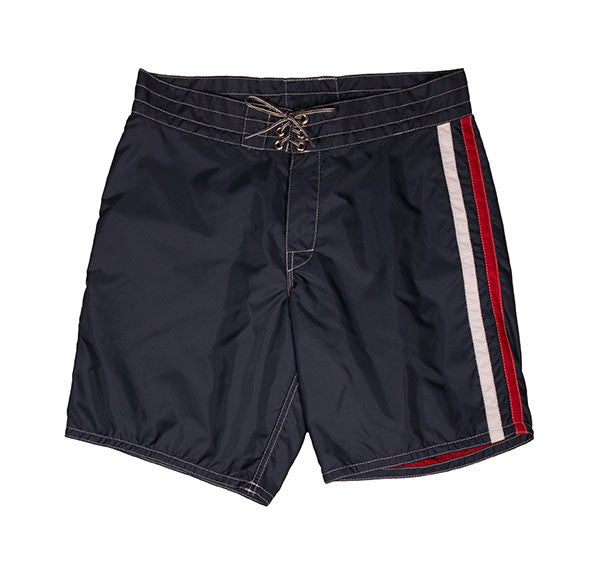 311 Limited-Edition Patriot Board Shorts - Navy & Red / White - Front