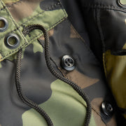311BoardShorts_MENS_BOARDSHORTS-CLASSIC_CAMO_MA3311 close up fly view