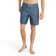 311BoardShorts_MENS_BOARDSHORTS-CLASSIC_NAVY_MA3311 on model front view