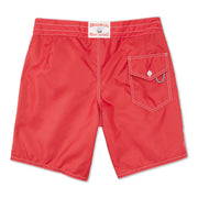 311BoardShorts_MENS_BOARDSHORTS-CLASSIC_RED_MA3311 flat lay back view