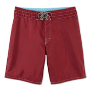 311 Board Shorts - Burgundy