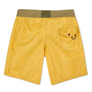 311Limited-EditionAlohaBoardShorts_MENS_BOARDSHORTS_Gold_MA3311 Flat Lay Back View