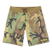 311Limited-EditionTropicalMissionBoardShorts_MENS_BOARDSHORTS_WoodlandCamo_MA3311 Flat Lay Front View
