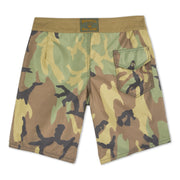 311 Tropical Mission Board Shorts - Woodland Camo