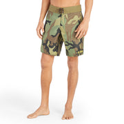 311Limited-EditionTropicalMissionBoardShorts_MENS_BOARDSHORTS_WoodlandCamo_MA3311 On Model Front View