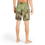 311Limited-EditionTropicalMissionBoardShorts_MENS_BOARDSHORTS_WoodlandCamo_MA3311 On Model Back View