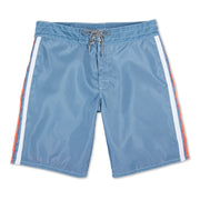 311 Le Mans Board Shorts - Federal Blue & Orange / White