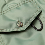 311Limited-EditionSequoia_MENS_BOARDSHORTS_Olive_MA3311  Close Up Pocket View