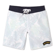 311MonsteraBoardShort_Mens_Boardshorts_White_flat_lay_front
