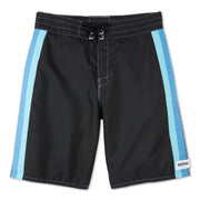 312Limited-EditionSkyline_MENS_BOARDSHORTS_BLACK_MA3312 Flat Lay Front View