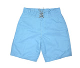 312 Sky Blue Board Shorts - Front