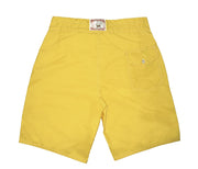 312 Yellow Board Shorts - Back