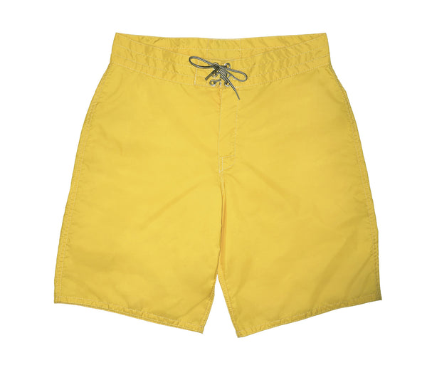 312 Yellow Board Shorts - Front