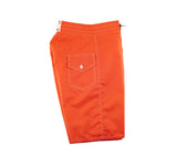 323 Board Shorts - Orange