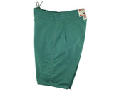 363 Board Shorts - Dark Green