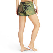 402BoardShorts_WOMENS_BOARDSHORTS-CLASSIC_CAMO_WA3402 On Model Back View