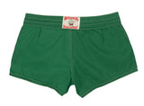 402 Dark Green Board Shorts - Back