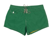 custom-preview|402 Dark Green Board Shorts - Front