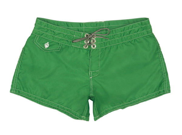 402 Kelly Green Board Shorts - Front