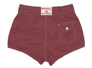 403 Burgundy Board Shorts - Back