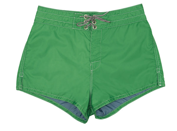 403 Kelly Green Board Shorts - Front