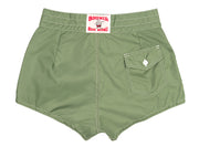 403 Olive Board Shorts - Back